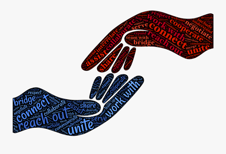 We Really Should Be Striving For Unity -photo From - Need Collaboration, Transparent Clipart