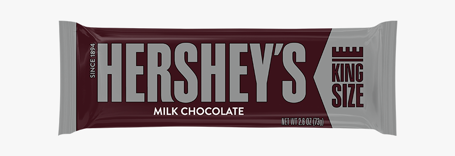 Clip Art Images Of Hershey Bars - Hershey Milk Chocolate Dollar General, Transparent Clipart