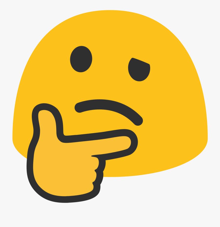 Blob Thinking, Transparent Clipart
