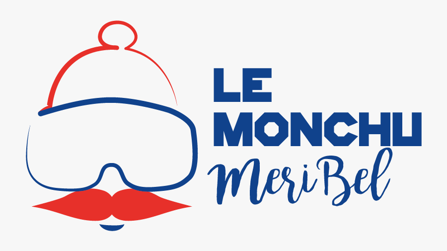 "New Year""s Eve Magic In Altitude - Logo Le Monchu Méribel, Transparent Clipart"