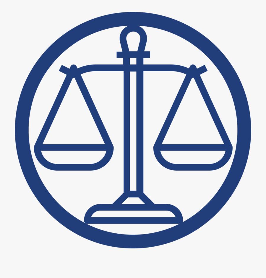 Law Company Icon, Transparent Clipart