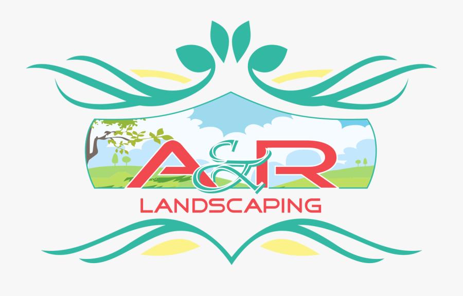 Logo Design By Kmudassar For A & R Lawn Service - Graphic Design, Transparent Clipart