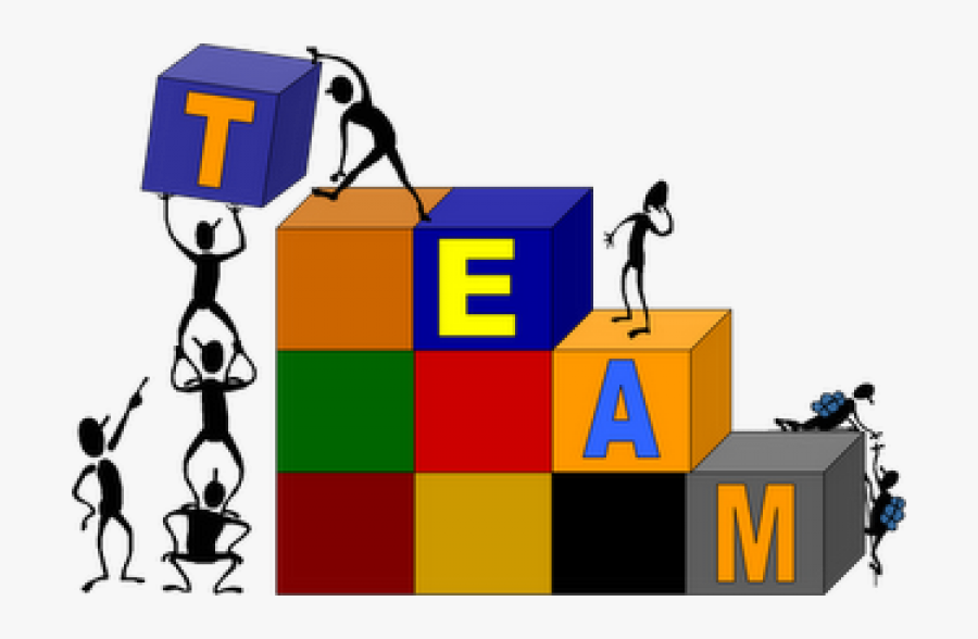 Transparent Team Building Png - Team Building Clipart Transparent, Transparent Clipart