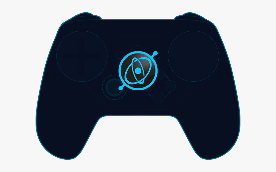 Steam Controller Gyro - Steam Controller Clip Art, Transparent Clipart