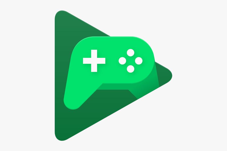 App Google Play Games, Transparent Clipart