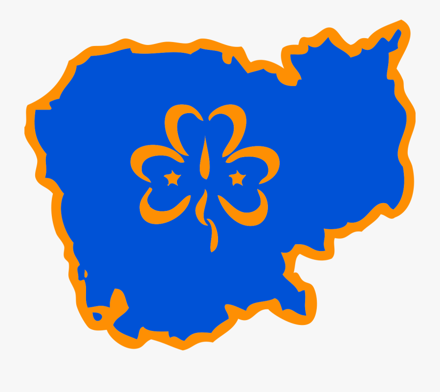Girl Guides Association Of Cambodia, Transparent Clipart