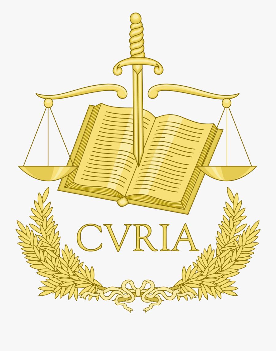 European Court Of Justice Structure, Transparent Clipart