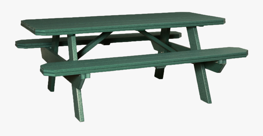 "3""x6 - Picnic Table, Transparent Clipart"