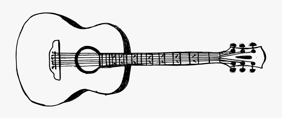 Guitar Drawing Transparent Background Free Transparent Clipart Clipartkey
