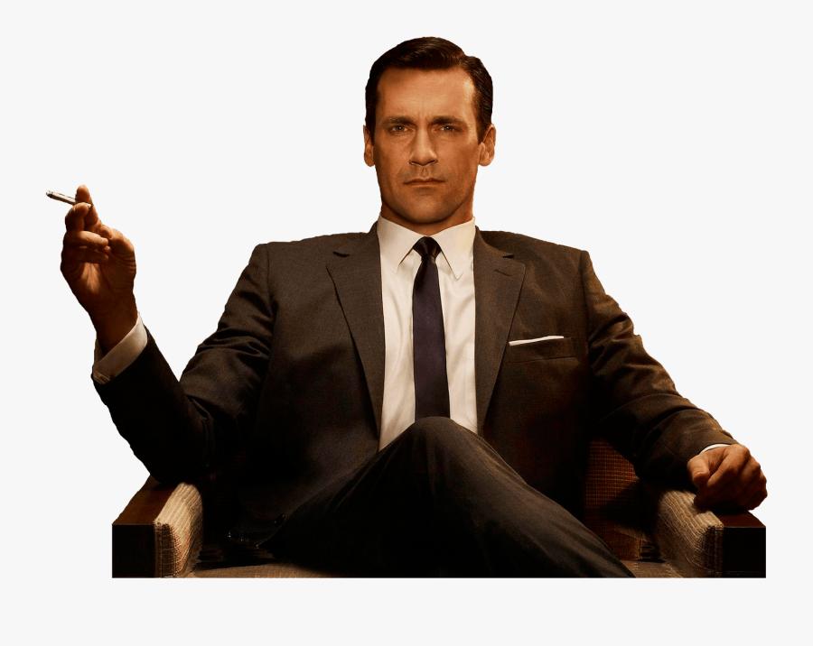 Business Man Png - Man With Suit Png, Transparent Clipart