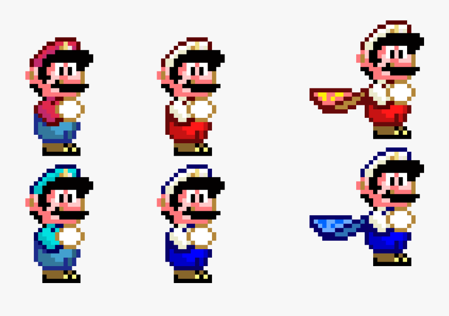 Fighting Pixel Mario Png Free Transparent Clipart Clipartkey