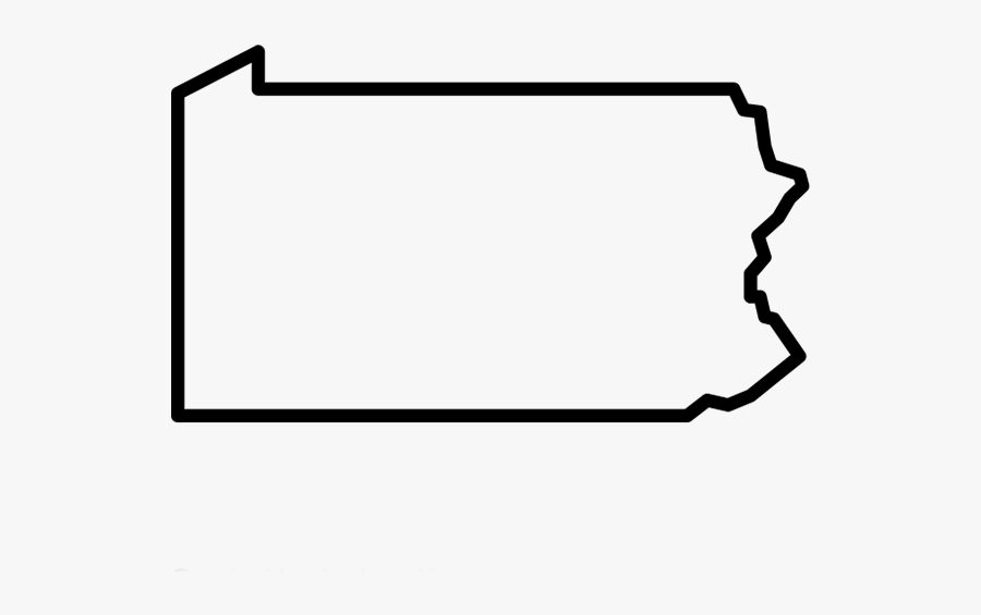 Pennsylvania Outline Free Transparent Clipart Clipartkey