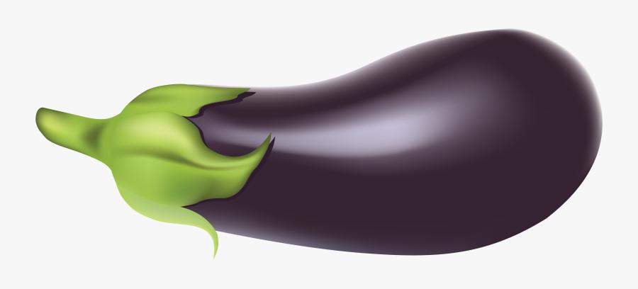 Vegetables Free Png Images - 3d Eggplant Png, Transparent Clipart