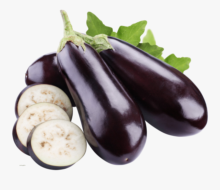 Eggplant Png, Transparent Clipart