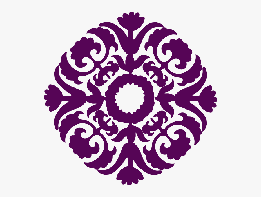 Floral Corner Islamic Png, Transparent Clipart