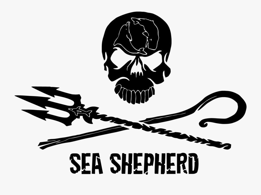 Sea Shepherd Logo Png, Transparent Clipart