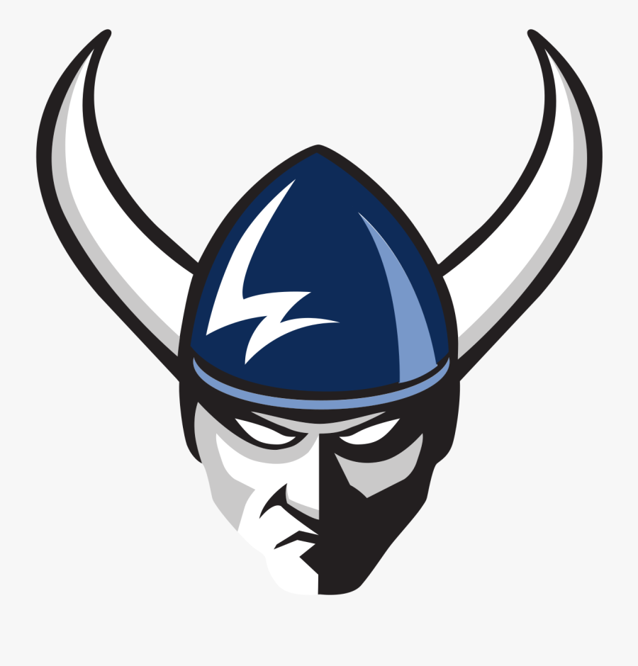 Western Washington University Viking Logo, Transparent Clipart