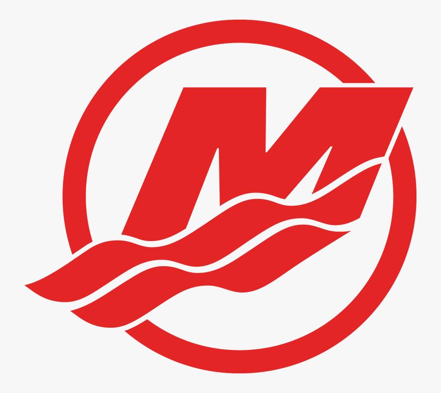 Logo Mercury Marine, Transparent Clipart