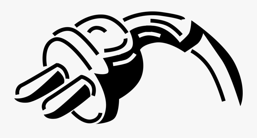 Transparent Electric Plug Png, Transparent Clipart