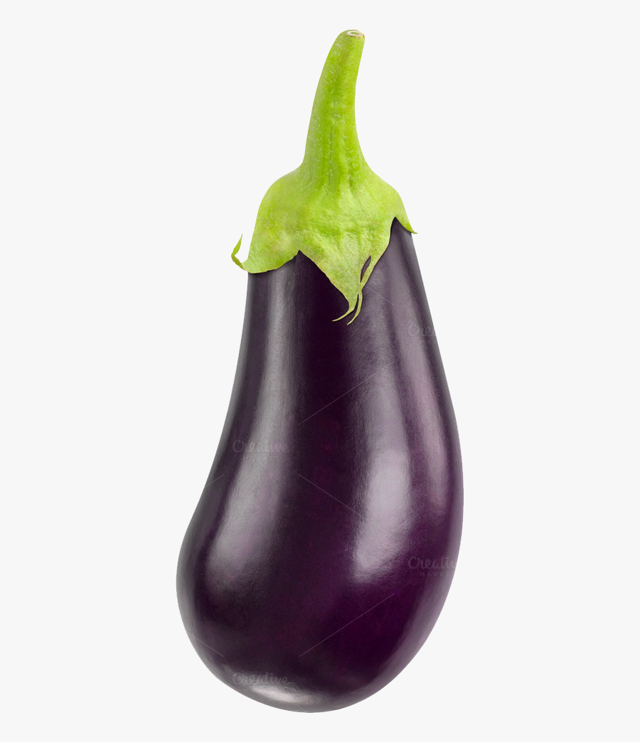Download Eggplant Png File - Did The Eggplant Get Its Name, Transparent Clipart