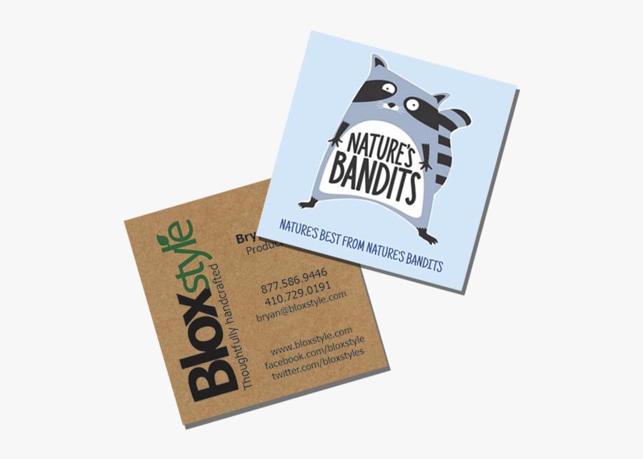 Clip Art Premium Square Card Printing - Best Square Business Card, Transparent Clipart