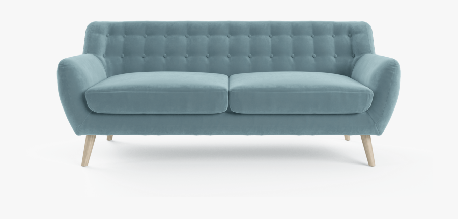 Luxury Couch Png Picture - Studio Couch, Transparent Clipart