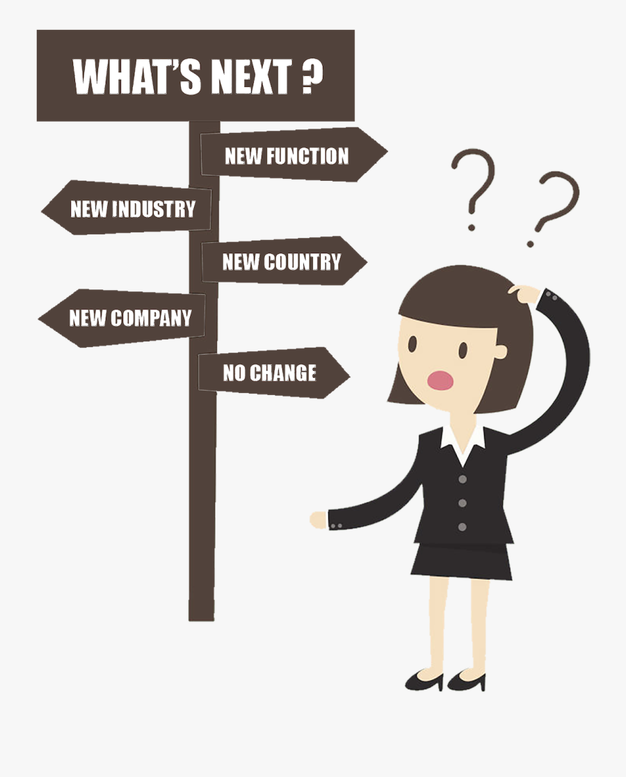 Whats Next Brown Copy - Student Guidance Career, Transparent Clipart