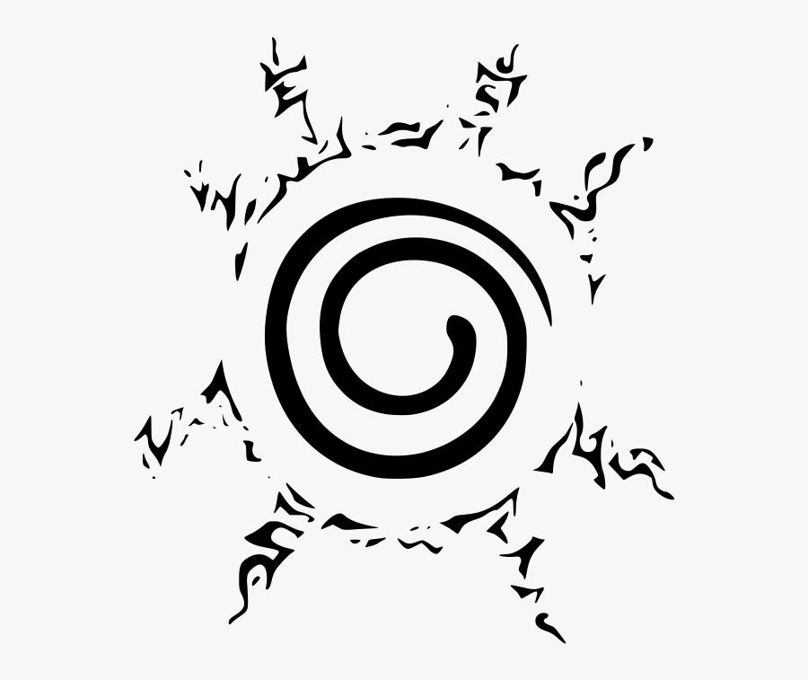 Naruto Uzumaki Sasuke Uchiha Kakashi Hatake Minato - Naruto Seal Transparent, Transparent Clipart
