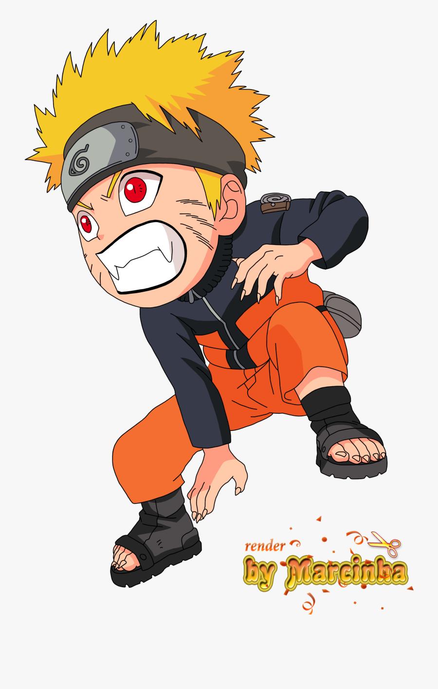 Transparent Naruto Chibi Png - Chibi Naruto, Transparent Clipart