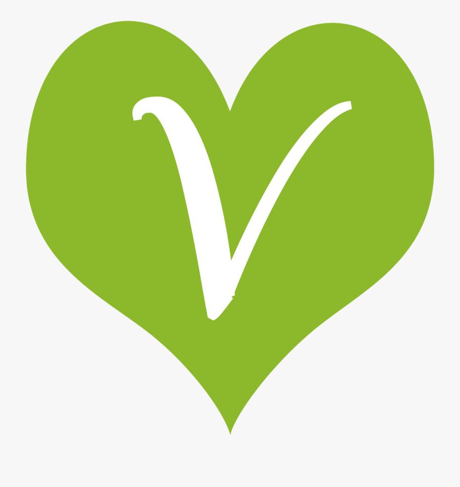 Vegan Logo No Background, Transparent Clipart