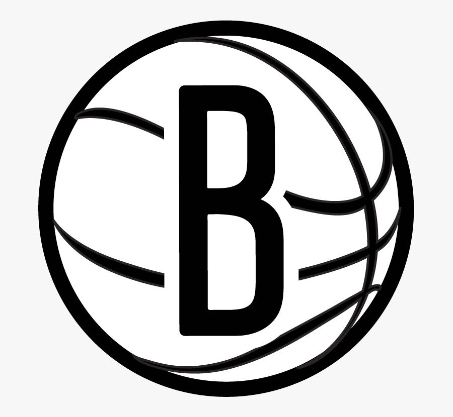 Yankees Clipart Logo - Logo Brooklyn Nets Vector, Transparent Clipart