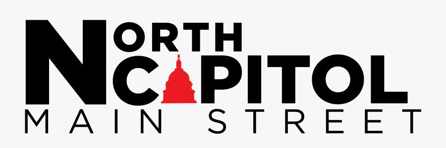 North Capitol Main Street - Graphic Design, Transparent Clipart
