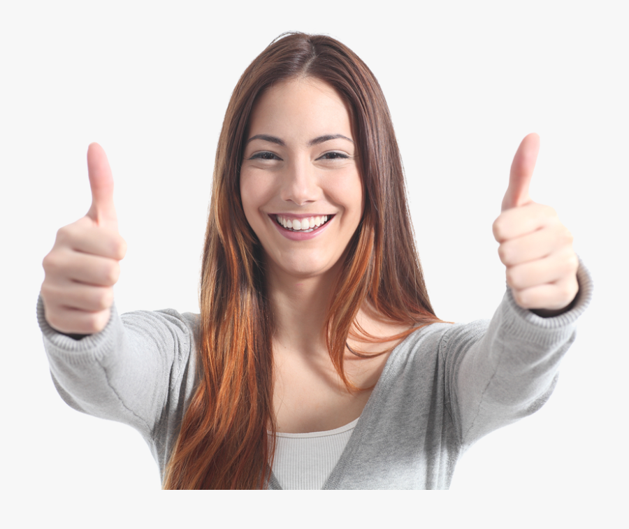 Download Happy Girl Png Pic - Girl Smile Png, Transparent Clipart