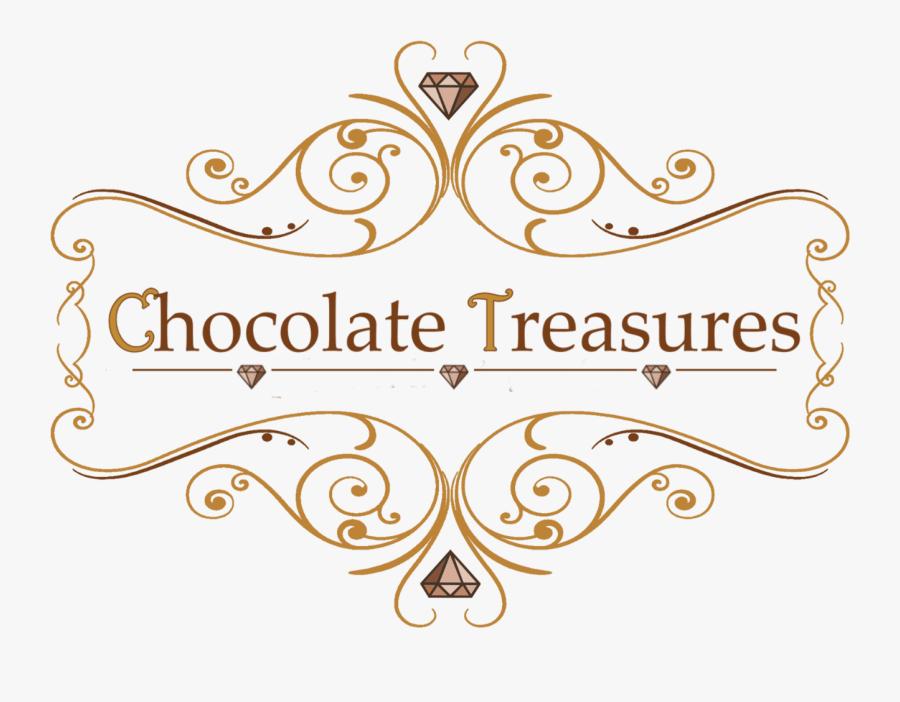 Chocolate Treasures, Transparent Clipart