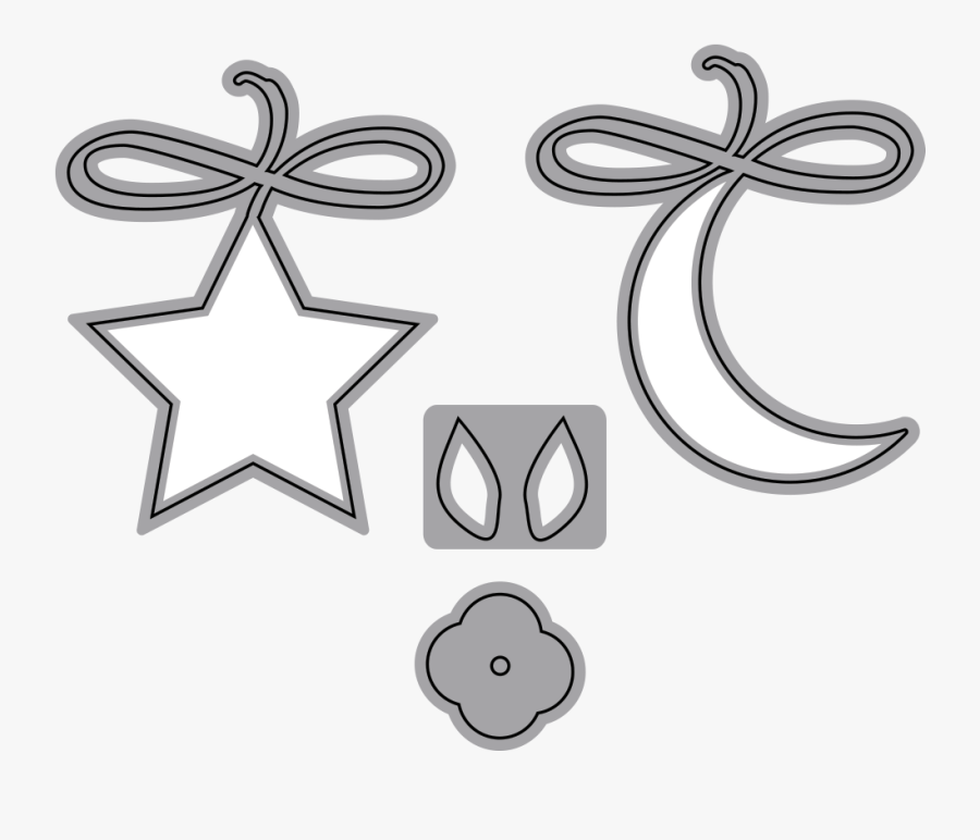 A Way With Words, Flourished Night Sky - Rating Icon Png, Transparent Clipart