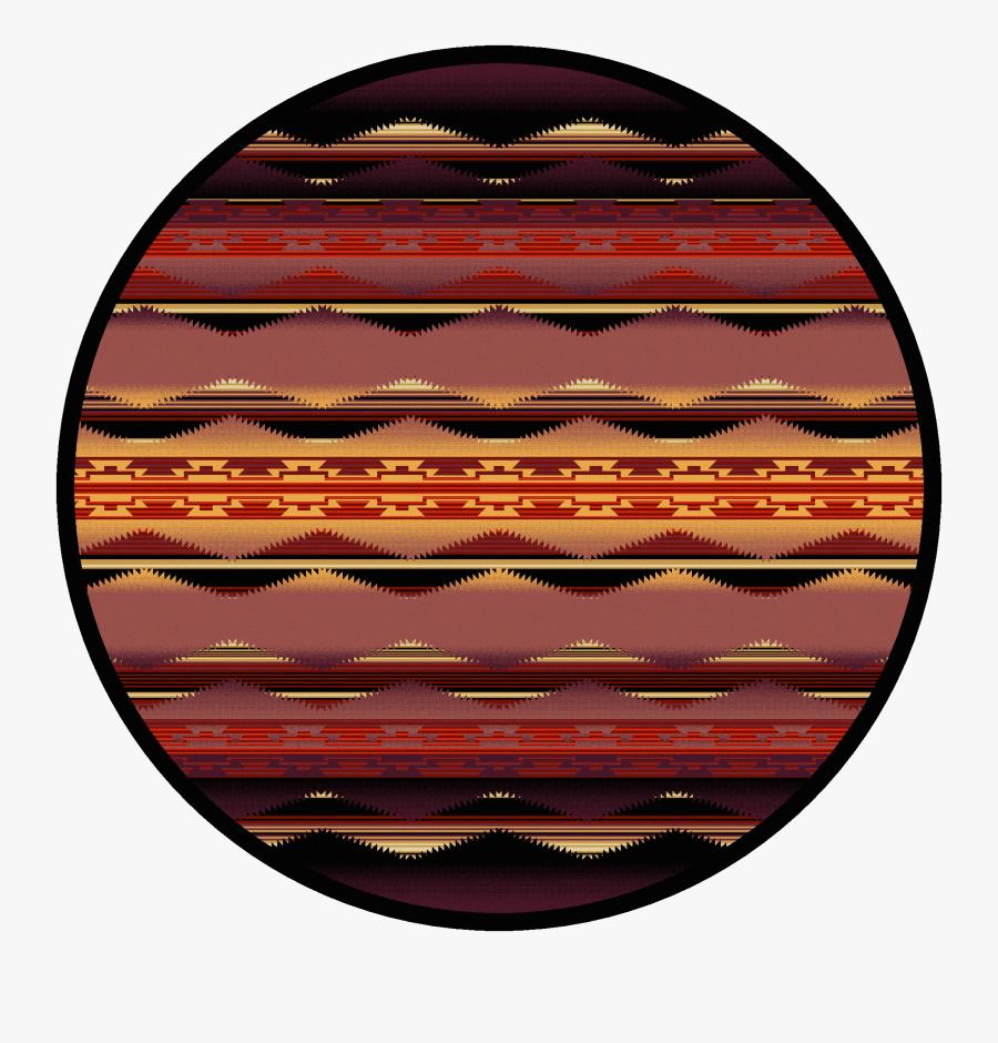 Mystical Night Sky 8ft Round - Circle, Transparent Clipart