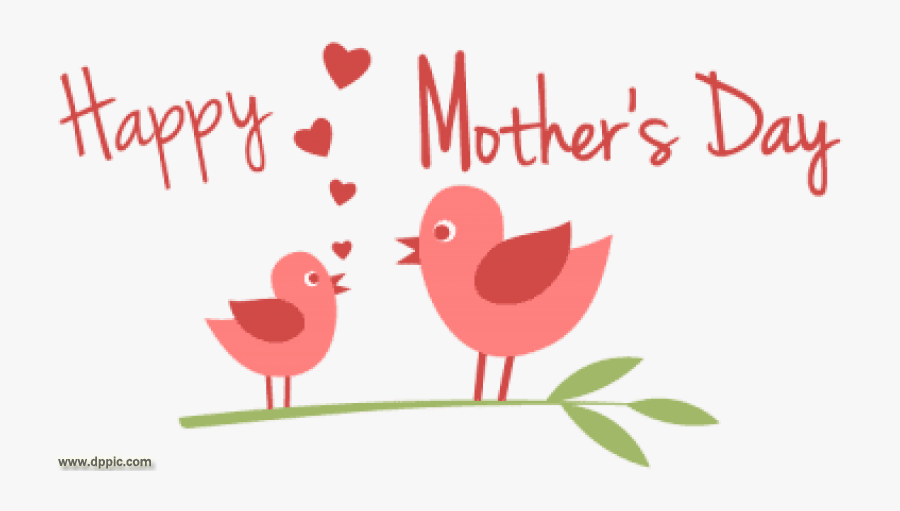 Transparent Background Happy Mothers Day Clipart, Transparent Clipart
