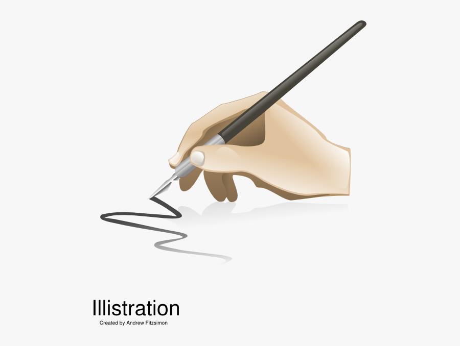 Calligraphy Clip Art, Transparent Clipart
