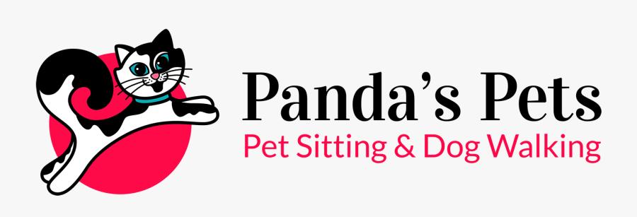 Pandas Pets Pet Sitting & Dog Walking, Transparent Clipart