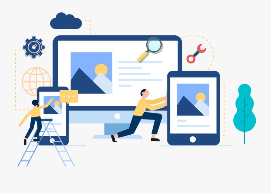 Web Development - Responsive Website Design Pricing, Transparent Clipart