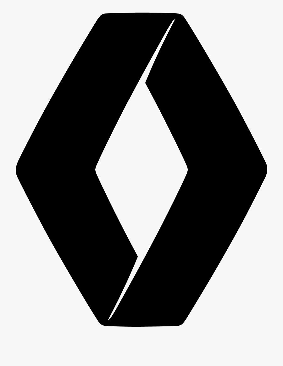 Font,line,arrow,clip Art,logo,symbol,graphics - Logo Renault Png, Transparent Clipart