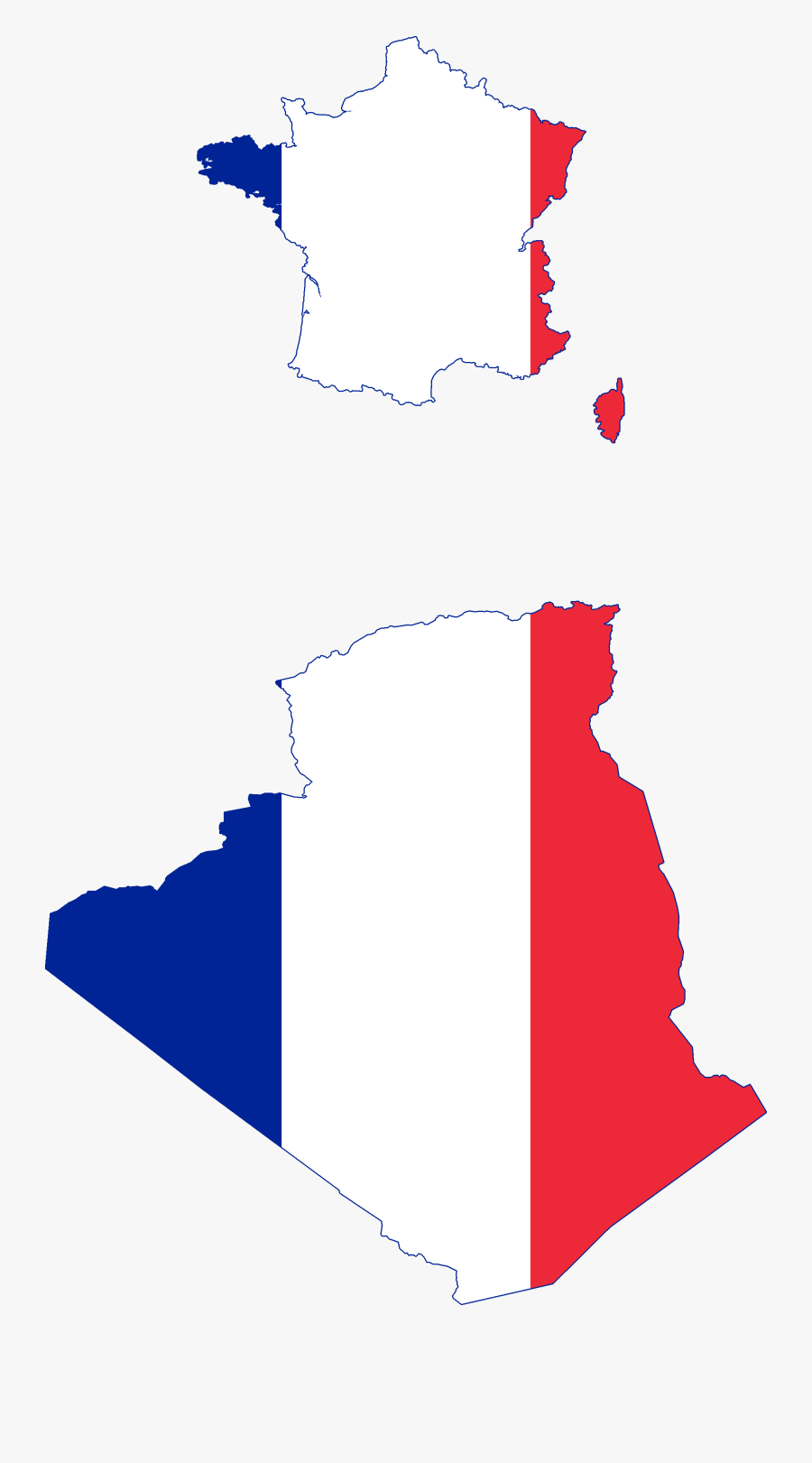 Free Png Download Vichy France Flag Map Png Images - France Map Flag Png, Transparent Clipart