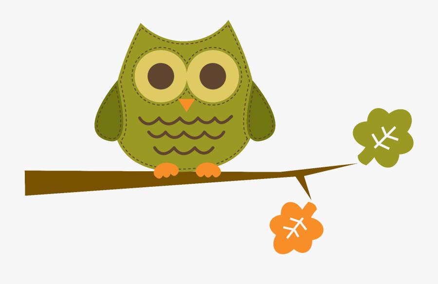 Owl Business Card Design - Illustration, Transparent Clipart