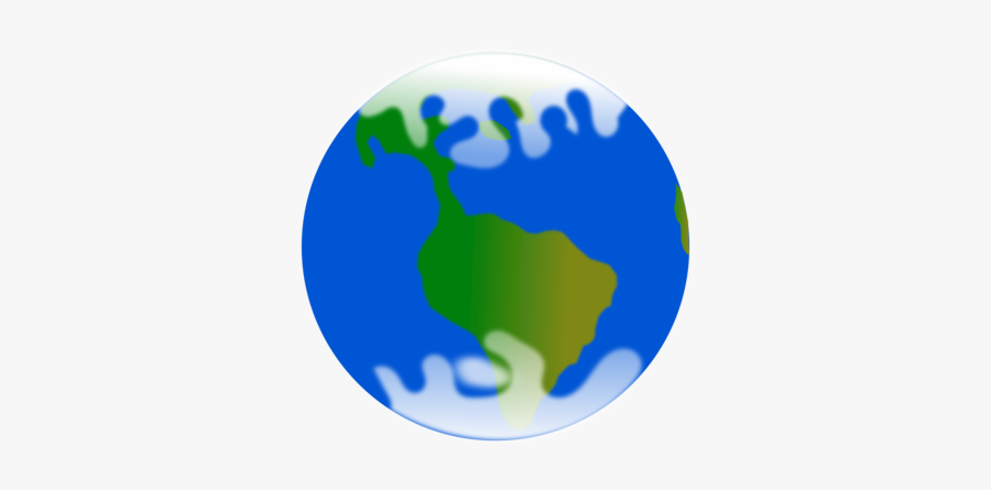 Planet,earth,globe - Earth, Transparent Clipart
