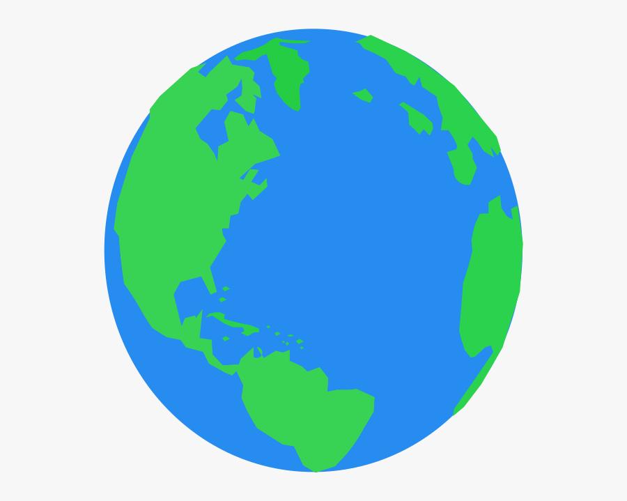 Planet Earth  Clip Arts - Circle, Transparent Clipart