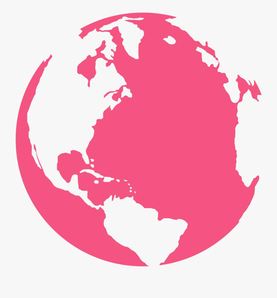 Clipart Transparent Background Globe, Transparent Clipart
