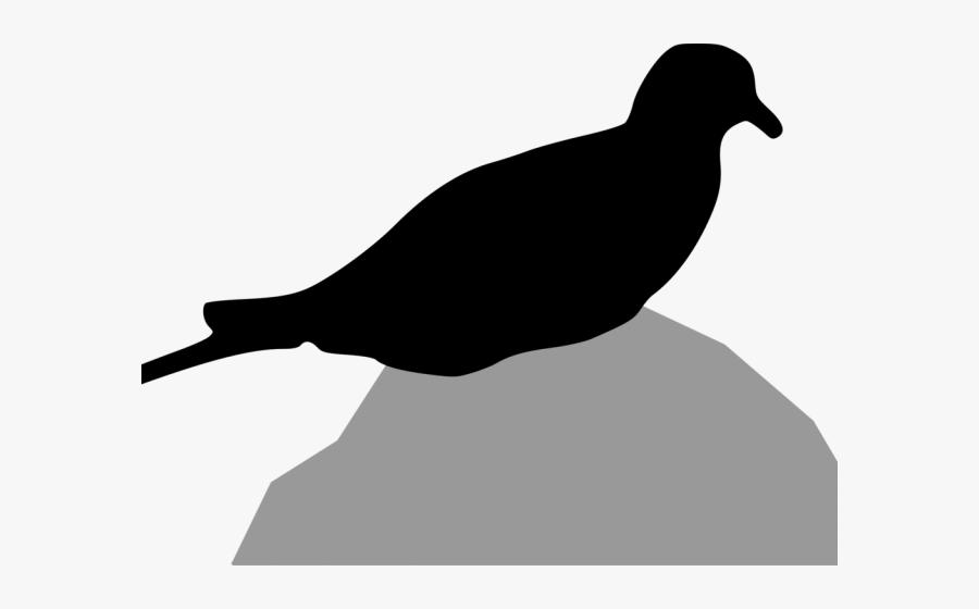 Turtle Dove Clipart Holy Spirit - Clip Art, Transparent Clipart
