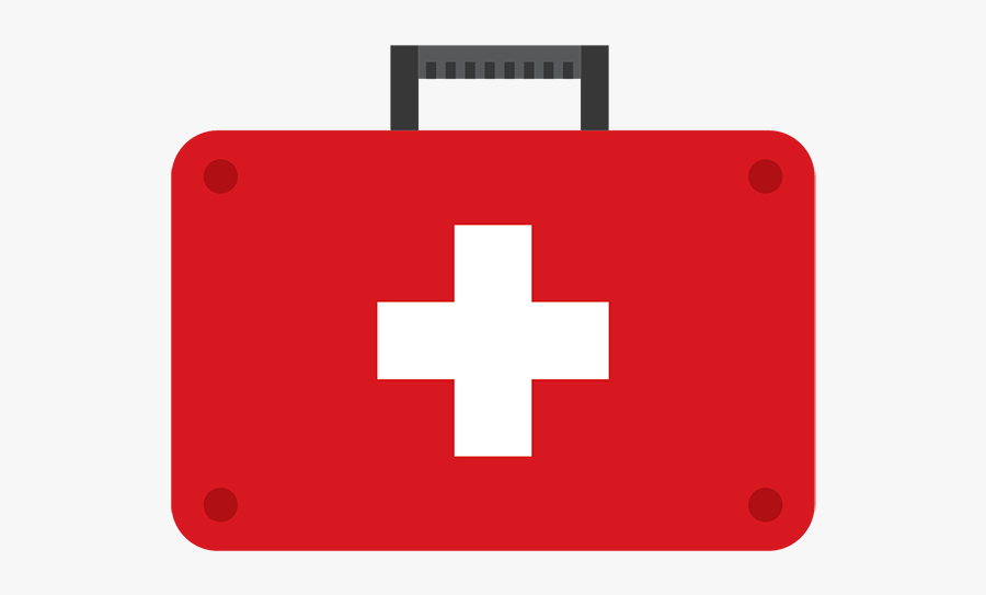 First Aid Kit Png - First Aid Clipart Png, Transparent Clipart