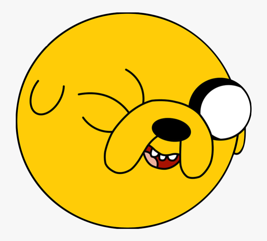 Adventure Time Jake Face Png
