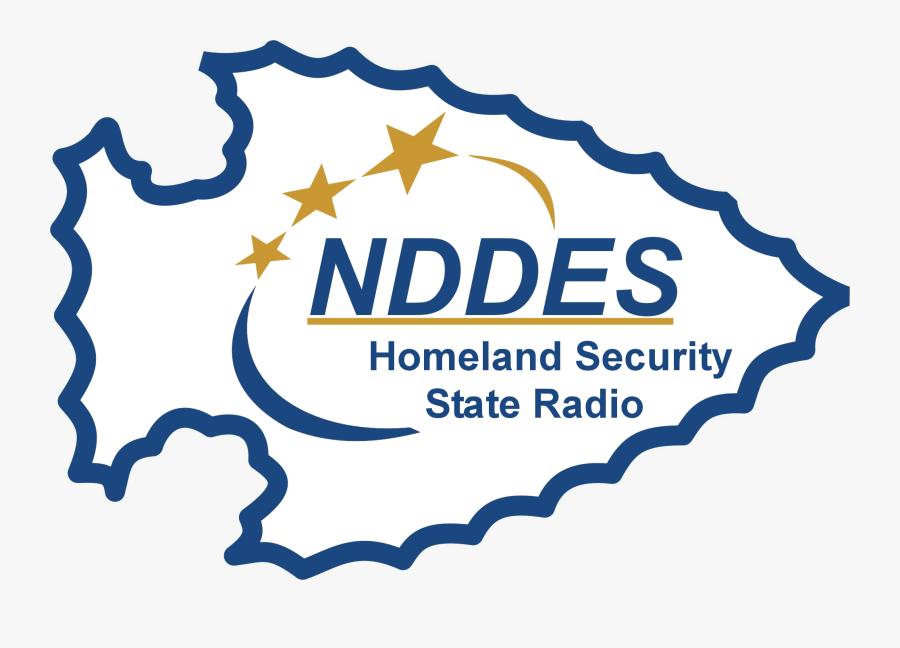 North Dakota Department Of Emergency Services Logo, Transparent Clipart